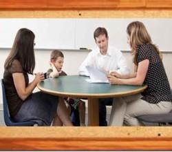 תכנית ליווי בית הספר  - שילוב של הורים  - בתהליך הליווי של בית הספר